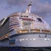 Самое большое пассажирское судно в мире