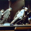 Секрет наклона Майкла Джексона