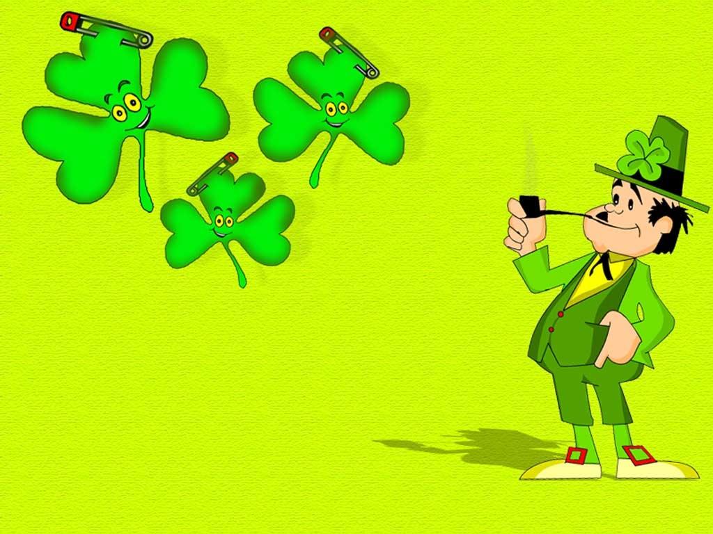 Клевер-трилистник является национальной эмблемой Ирландии и также зарегистрированной торговой маркой Республики Ирландия.