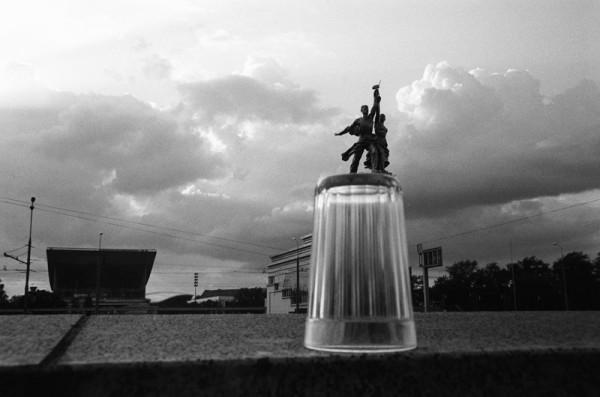 Граненый стакан как один из символов советской эпохи