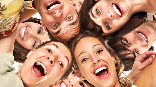 15 фактов о здоровом смехе