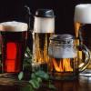 Каким образом форма бокала влияет на скорость выпивания пива?