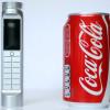 Существует мобильный телефон работающий на кока-коле