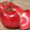 Существуют яблоки с красной мякотью