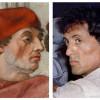 Студент обнаружил Сильвестра Сталлоне на фреске XVI века